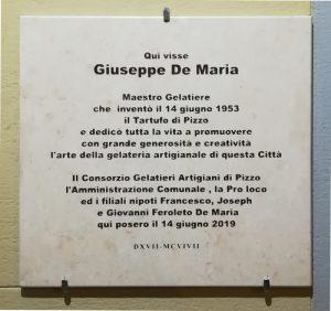 Giuseppe De Maria - Don Pippo - Tartufo di Pizzo